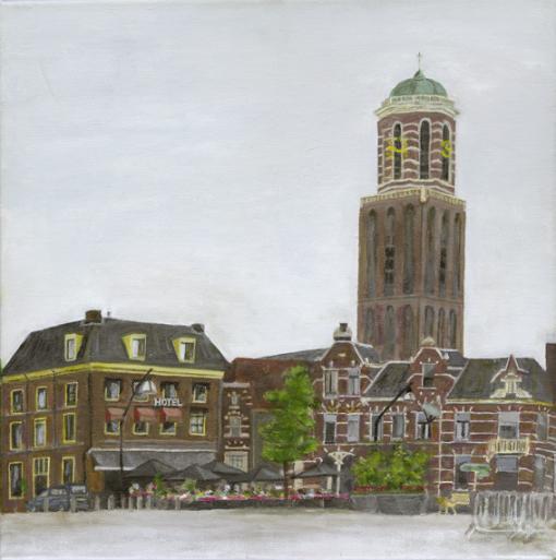 Schilderij_Peperbus_Zwolle
