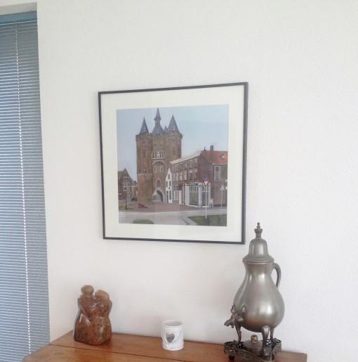 Schilderij Zwolle